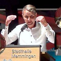 Björn Höcke: Es gibt keine moralische Pflicht des deutschen Volkes zur Selbstzerstörung!