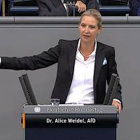 Dr. Alice Weidel - Rede vom 07.09.2021