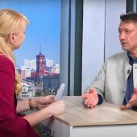 """Ronald Gläser: """"Die AfD ist das erfolgreichste Parteiprojekt überhaupt seit 40 Jahren"""""""