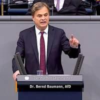 Dr. Bernd Baumann - Rede vom 26.10.2021